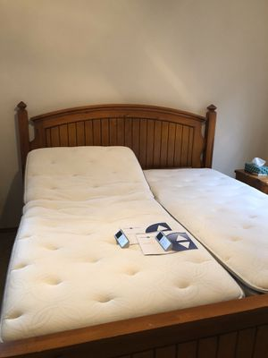 King Sleep Number Bed for Sale in Auburn, WA
