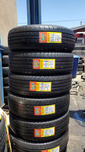 215 70 16 used tires good condition for Sale in Chula Vista, CA