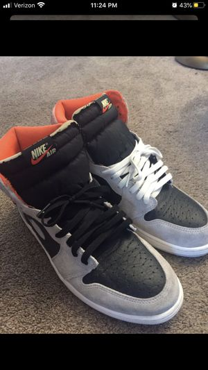 Air Jordan 1 Neutral Greys Size 12 for Sale in West Covina, CA