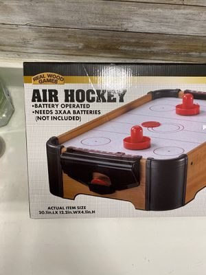Air Hockey Table size game for Sale in Rialto, CA