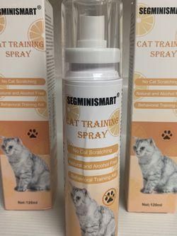 Cat Training Spray for Sale in Fresno,  CA