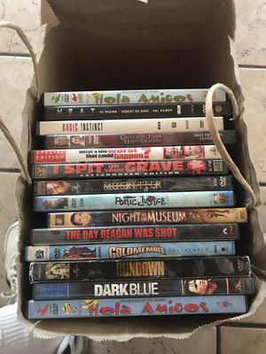 Many dvd movies for Sale in Covina, CA