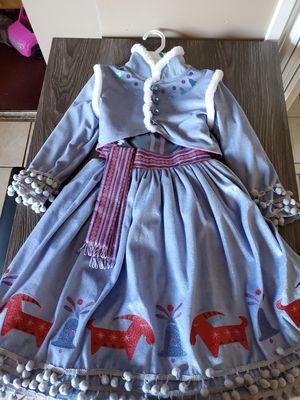 Anna frozen dress size 4t for Sale in Rosemead, CA