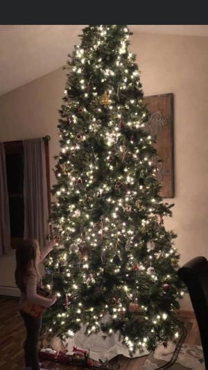 12 ft Christmas tree for Sale in Bristol, CT