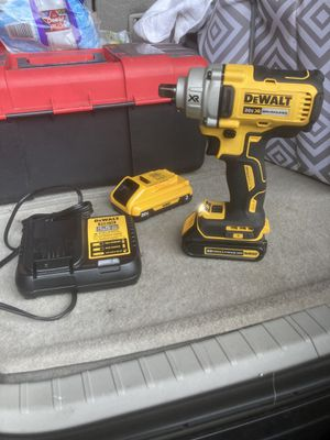 "DeWalt 1/2"" Impact Wrench Bundle for Sale in Oklahoma City, OK"