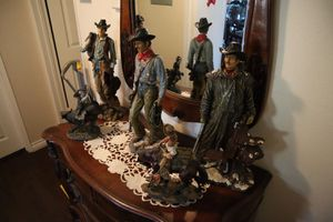 Western style statues for Sale in Glendale, CA