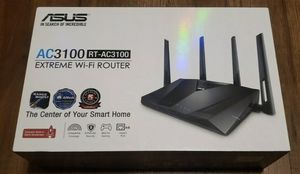 ASUS AC3100 RT-AC3100 router for Sale in Stockton, CA