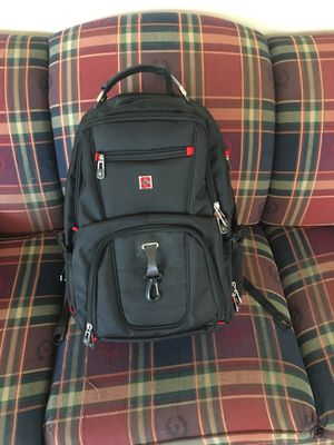Swiss travel backpack for Sale in Parma, OH