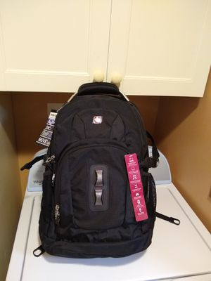 Swiss Gear scansmart laptop backpack for Sale in Fullerton, CA