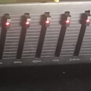 7 Band Eq for Sale in Williamsburg, VA