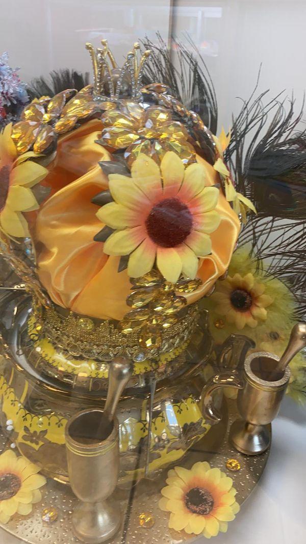 Corona para Oshun