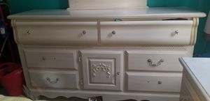 White wooden dressers for Sale in Silver Spring, MD