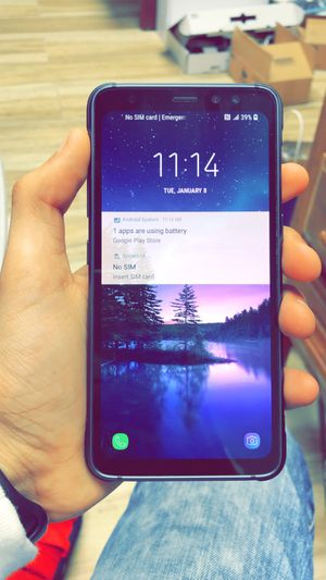 Galaxy S8 Active 64gb Unlocked! (T-Mobile, AT&T, Cricket, Metro!) for Sale in Fort Worth, TX