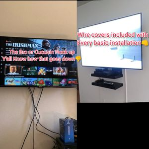 🎅🎄Same day tv wall mount installation. 🎅🎄 for Sale in El Monte, CA
