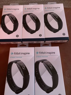 Brand New, Unopened, Fitbit Inspire for Sale in College Station, TX