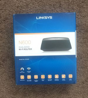 Wow-Fi Router New In Box for Sale in Ballston Lake, NY