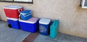 ICE chests & coolers for Sale in Corona, CA
