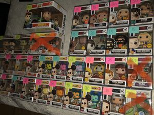 Funko Pop Lot for Sale in Queens, NY