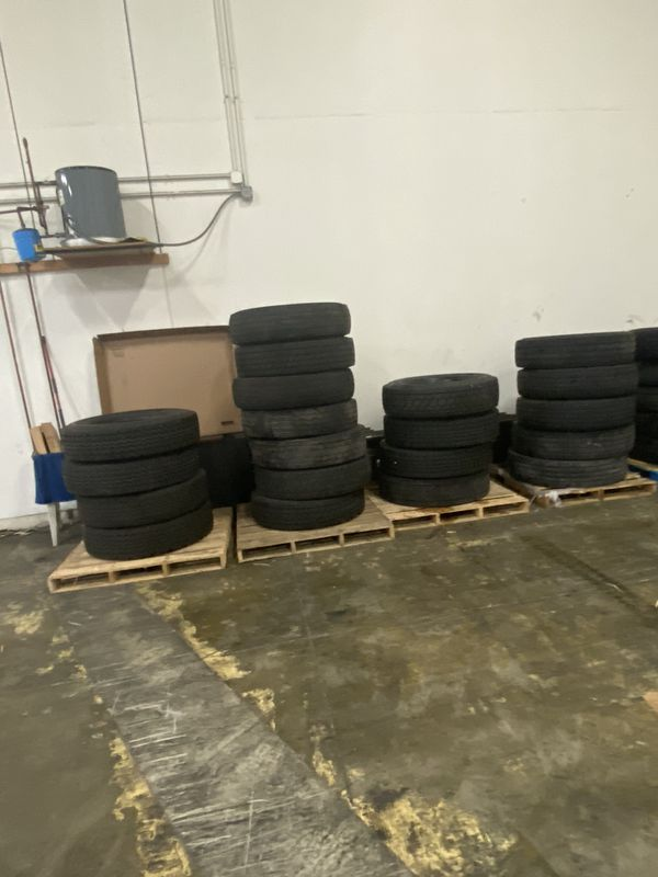 truck trailer tires for sale