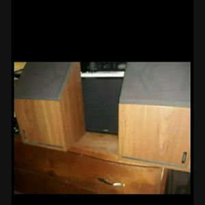 Pair Of Bose 2.2 Speakers amazing Sound And Cabinets Asking 70 for Sale in Dallas, TX