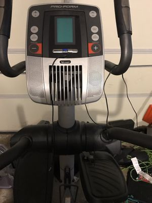 Pro form Elliptical Machine for Sale in Orangeburg, NY