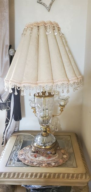2 Antique lamps for Sale in Claremont, CA