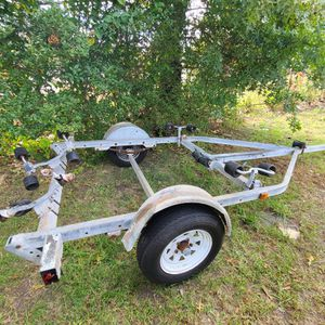 2 Trailers 500 Obo For Both for Sale in Milford, CT