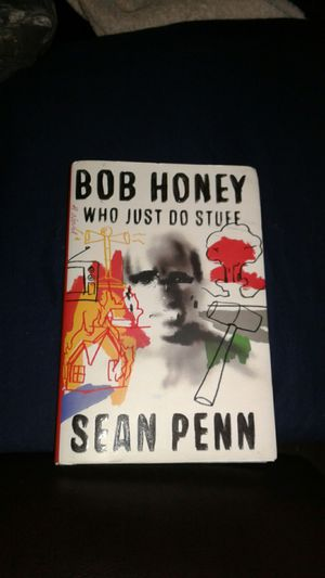 Bob Honey - Sean Penn's book for Sale in Chandler, AZ