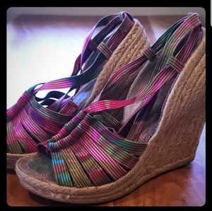 Sam Edelman Lexi Wedges Sz8.5 for Sale in Leavenworth, WA