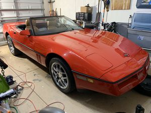 1989 Chevy Corvette for Sale in Dover, FL