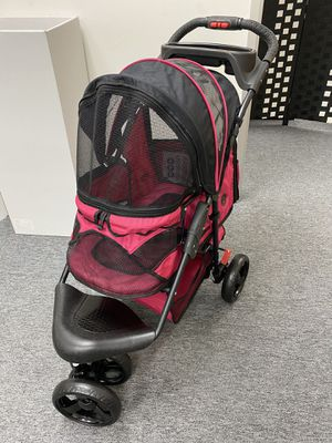 Petique pet stroller for dogs, cats, small animals for Sale in Ontario, CA