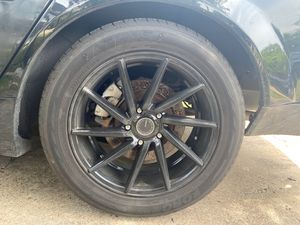 17 inch rims for Sale in Dallas, TX