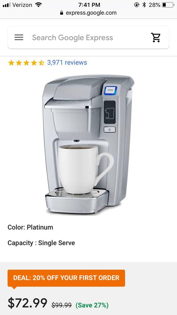 Keurig K15 Mini Coffee Maker
