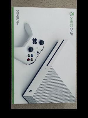 Xbox One S 500 GB for Sale in Chino, CA
