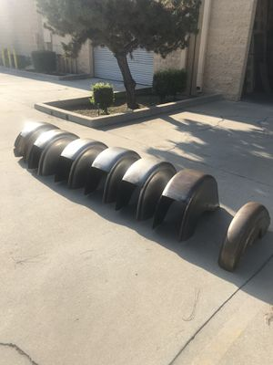 Indian Motorcycle steel fenders (custom) for Sale in Rowland Heights, CA