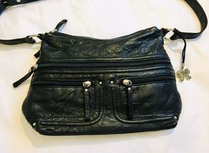 Stone & Co black leather purse for Sale in Queen Creek, AZ