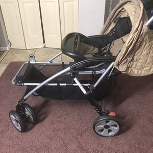 eddie bauer double stroller for Sale in Worcester, MA