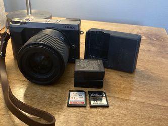 Panasonic Lumix FX85 w/ 30mm Lens for Sale in Plainfield,  IL