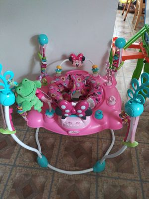 Minnie mouse bouncer for Sale in San Leandro, CA