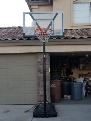 Lifetime basket ball hoop for Sale in San Tan Valley, AZ