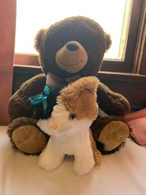 Stuffed animals for Sale in Hutchinson, KS