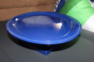 Melamine Blue Cake Stand for Sale in Corona, CA