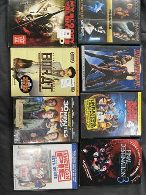 DVD Movies for Sale in Guadalupe, CA