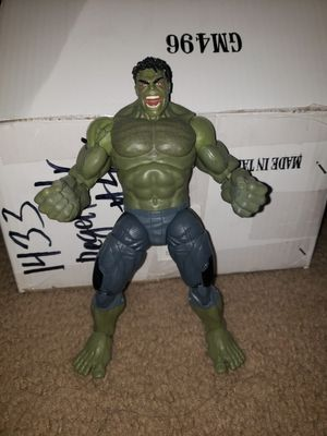 Marvel legends hulk for Sale in Richardson, TX