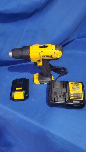 Dewalt drill for Sale in Bethlehem, PA