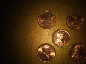 1958 d wheat pennies ms 66 or higher for Sale in Charlotte, NC