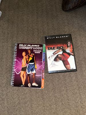 Billy blanks workout for Sale in Modesto, CA