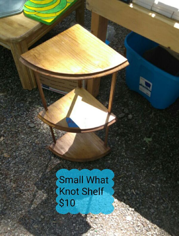 Small What Knot Shelf