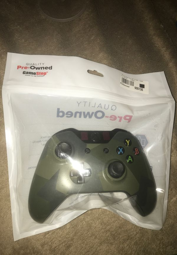 Xbox one (controller 4 games )