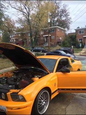 Mustang 2007 título limpio for Sale in Oxon Hill, MD